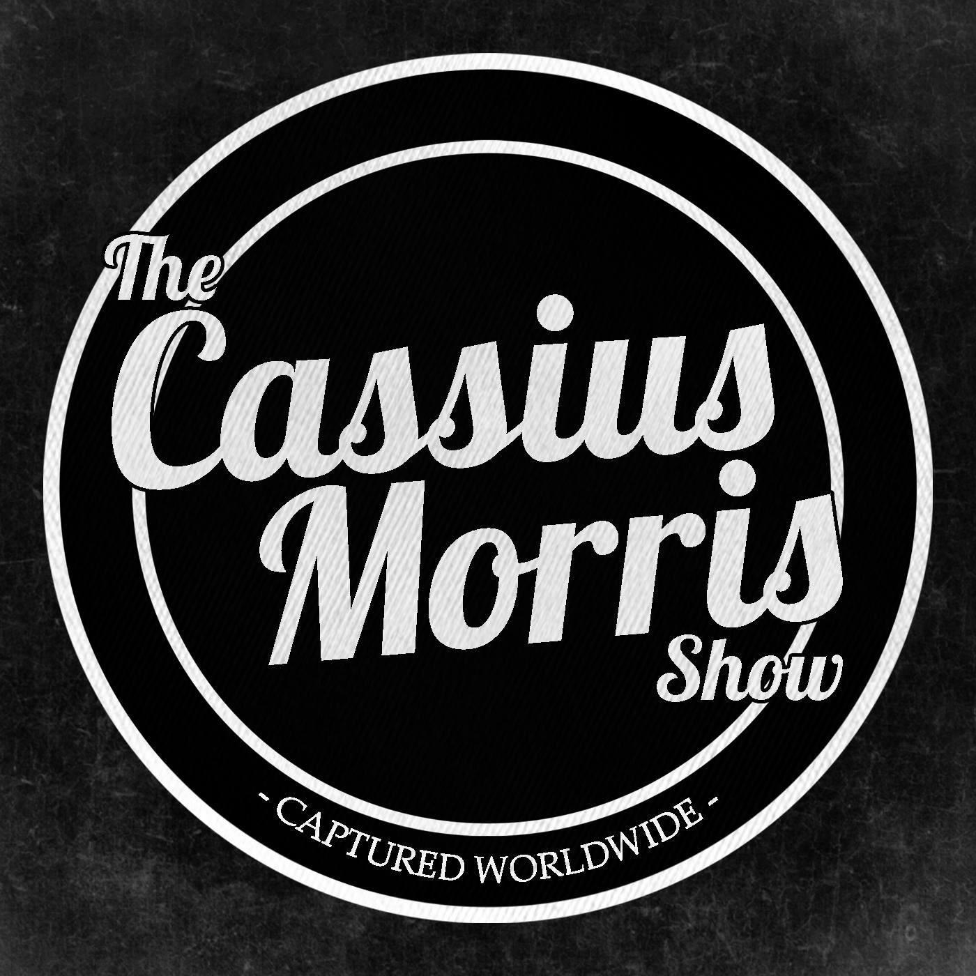 The Cassius Morris Show logo