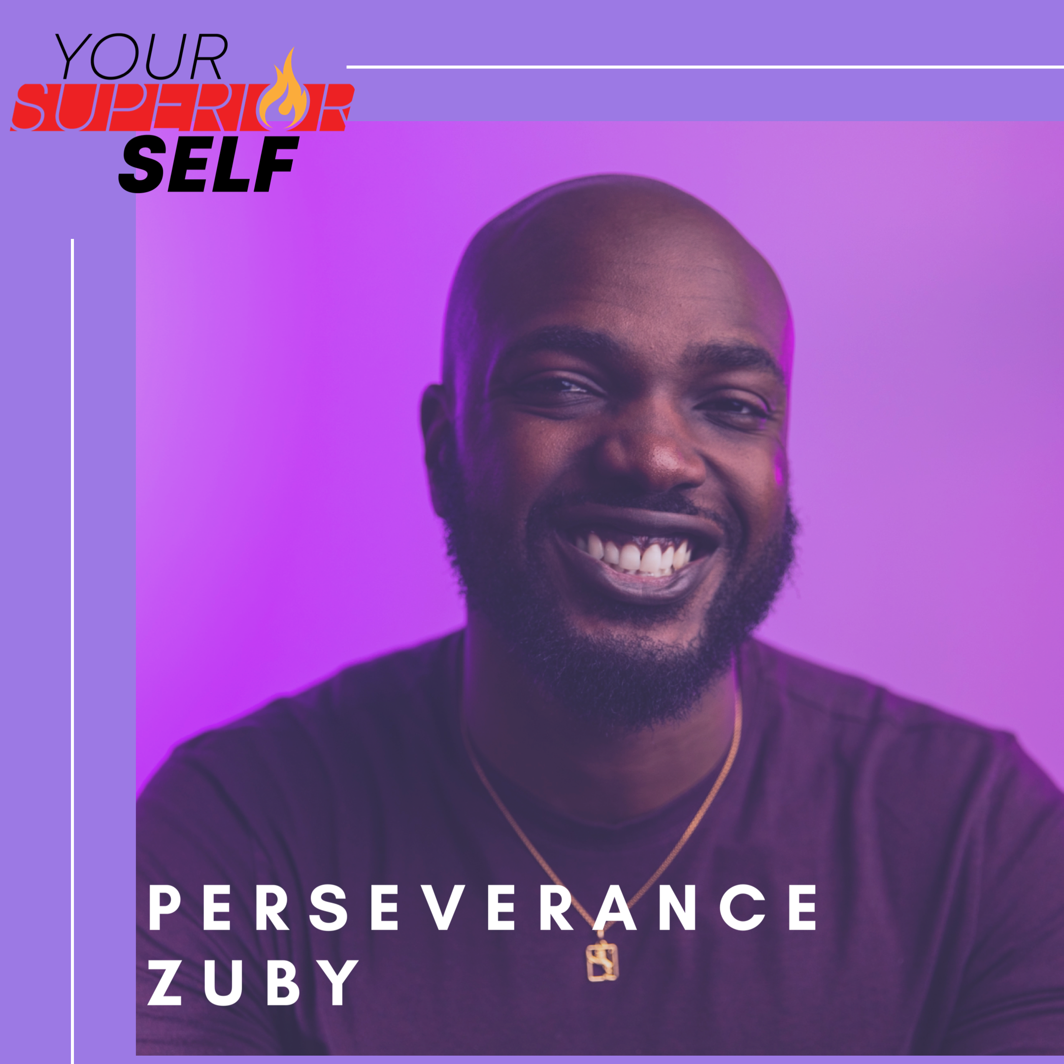 Artwork for Perseverance- Zuby Musician/Author