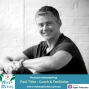 Artwork for 34. Positive psychology and men's wellbeing, with mentor, public speaker and facilitator, Paul Tribe