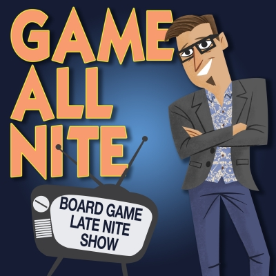 Game All Nite!  - The Audio Show show image