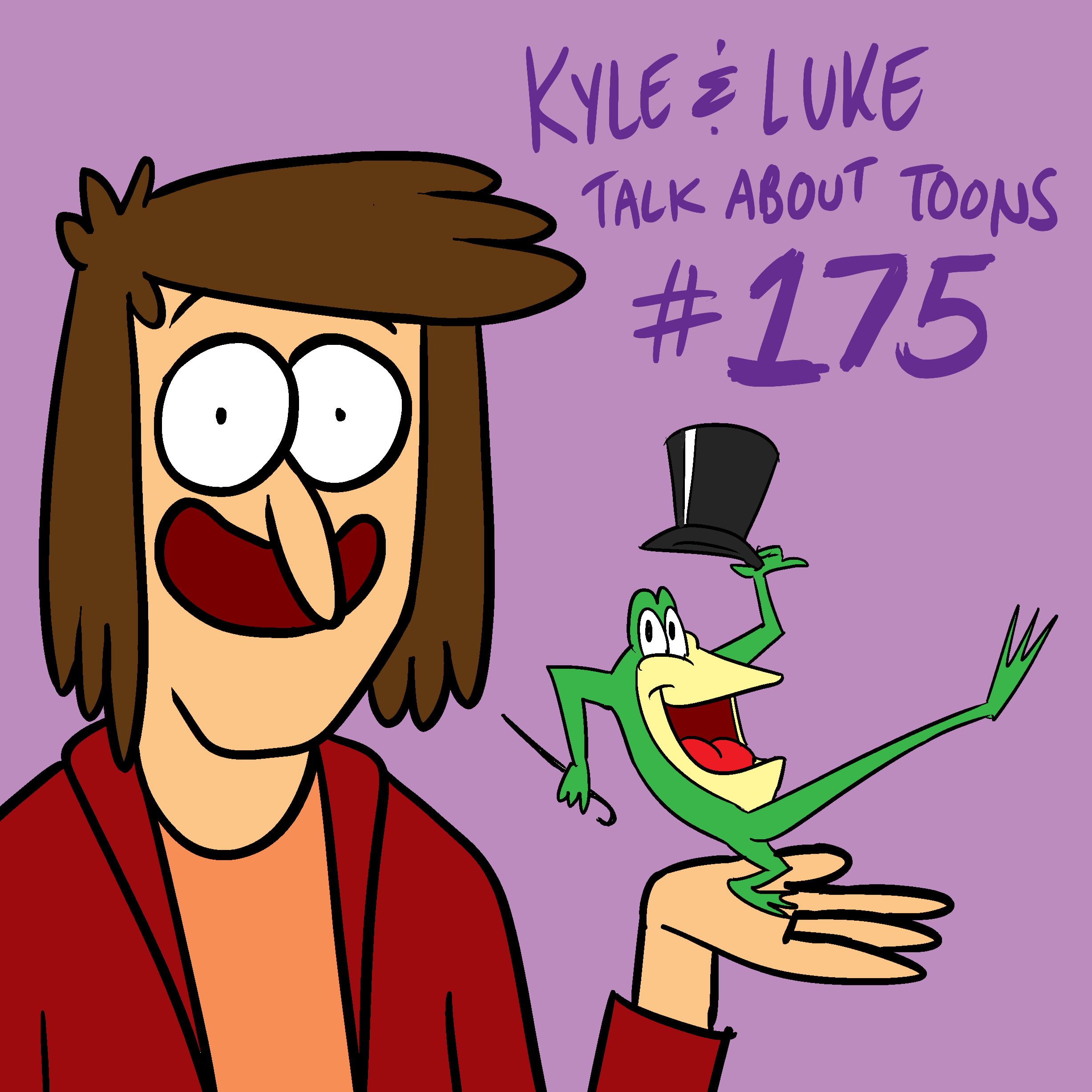 Kyle and Luke Talk About Toons #175: Now I Want to Punch Cheese