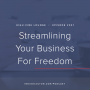 Artwork for 031 | Streamlining Your Business For Freedom With Nesha Woolery