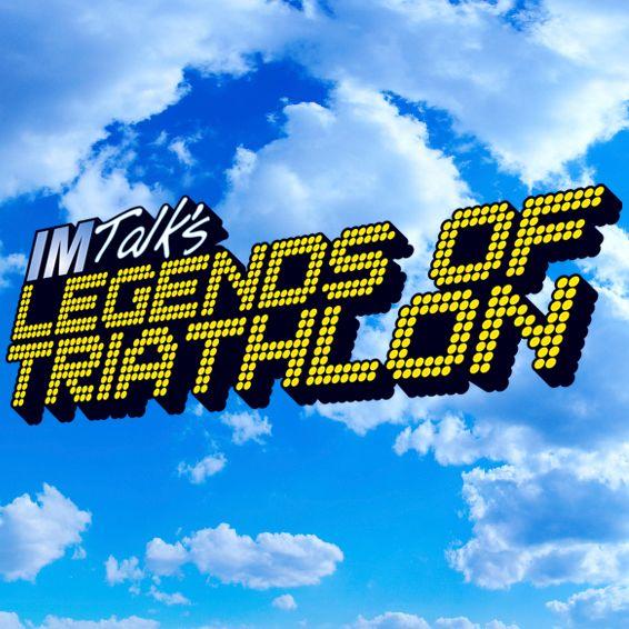 Legends of Triathlon 57 - Greg Bennett