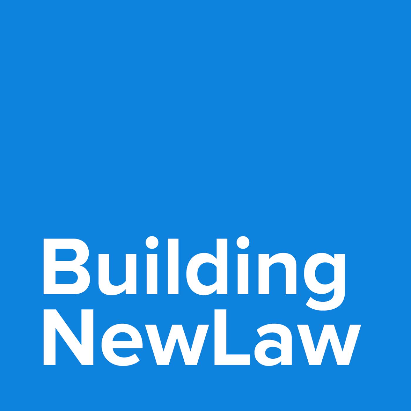 Building NewLaw show art