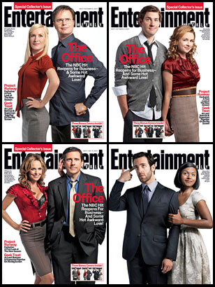 "EW ""Covers"" The Office"