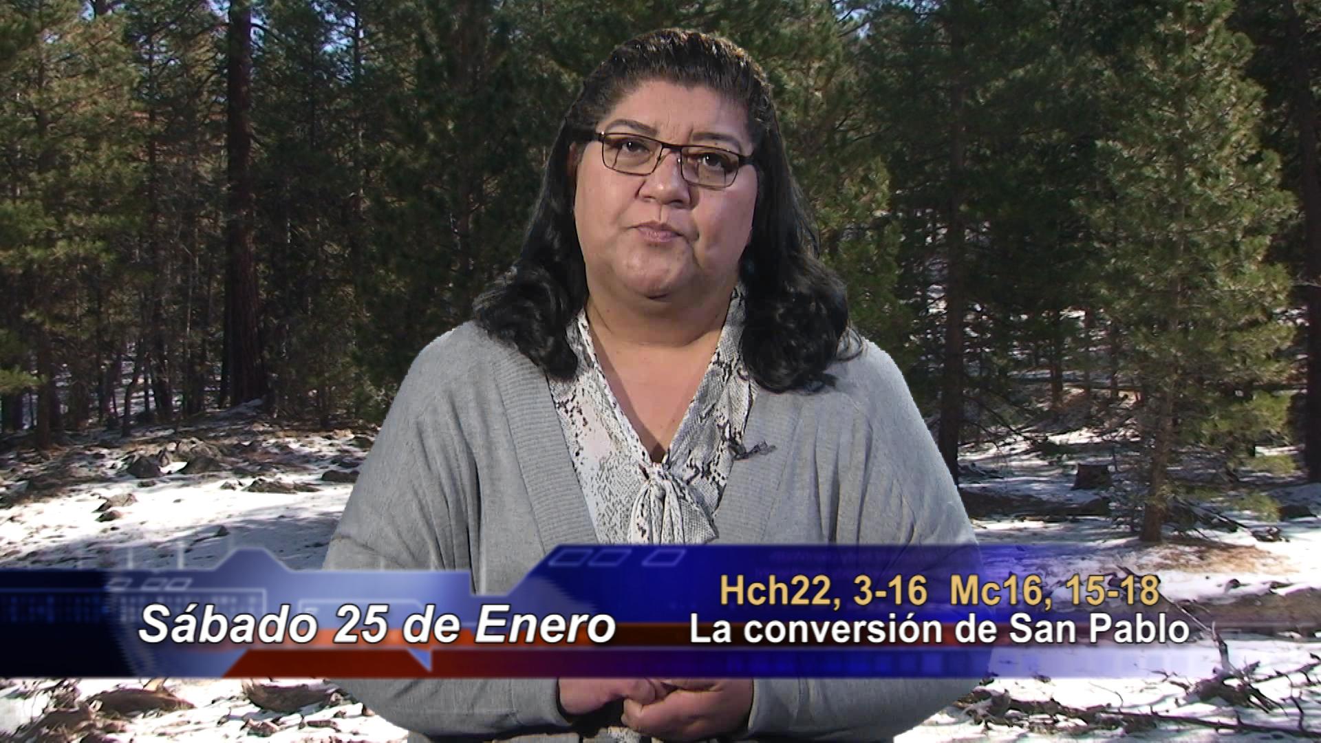 Artwork for Dios te Habla con  Maria de Lourdes Valencia; Tema: Conversión de San Pablo
