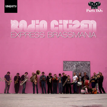 Radio Citizen - Express Brassmania