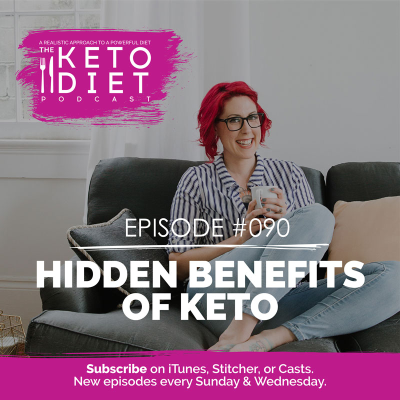 #090 Hidden Benefits of Keto with Dr. David Jockers