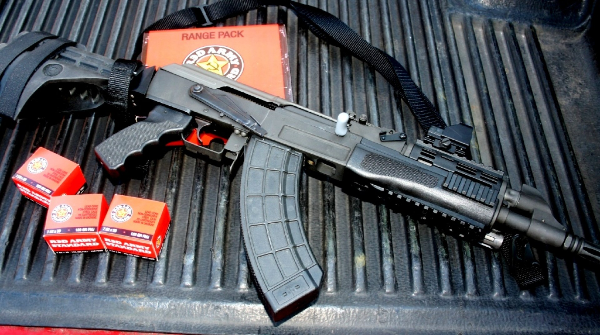 How to Secure a Truck Gun | Student of the Gun Radio
