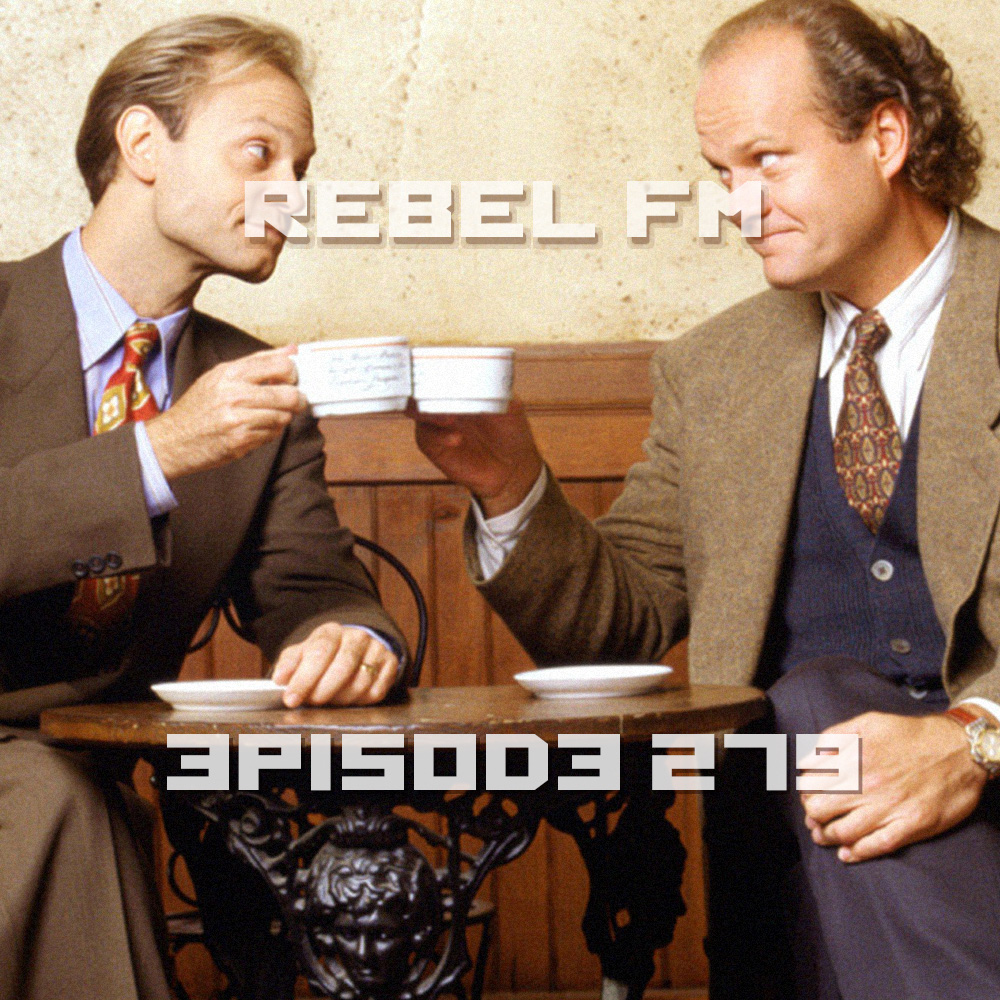 Rebel FM Episode 279 - 12/18/2015