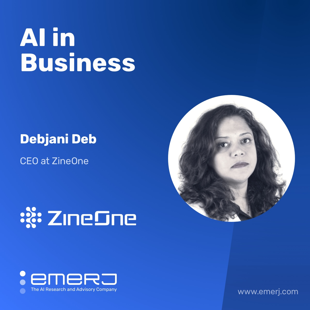 How Retailers can Get Started with Personalization - Debjani Deb of ZineOne
