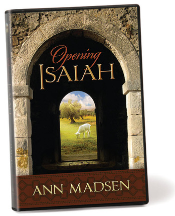 "'Opening Isaiah,"" new on DVD from Ann Madsen"