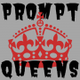 Artwork for 12 Prompt Queens:  Theme Song
