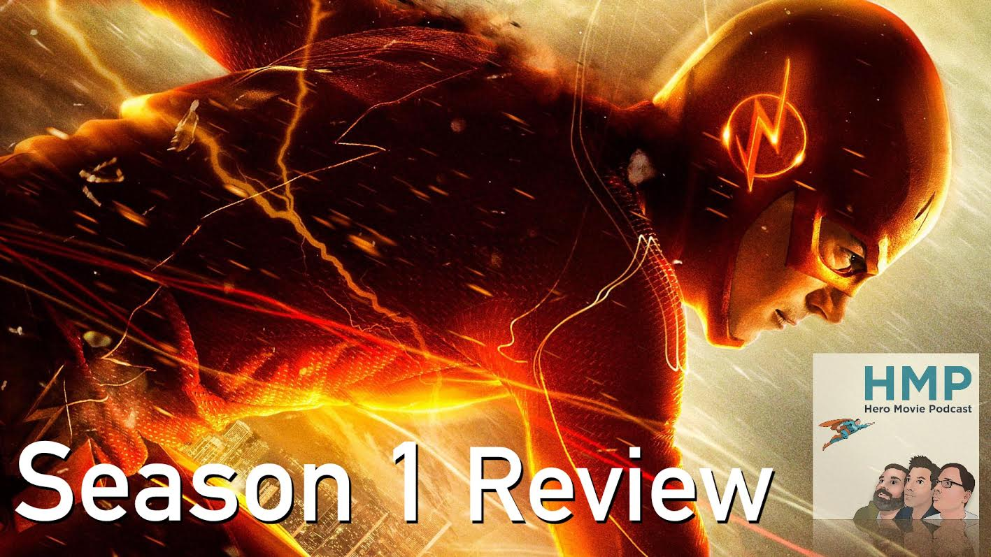 Episode 54- The Flash- Season 1