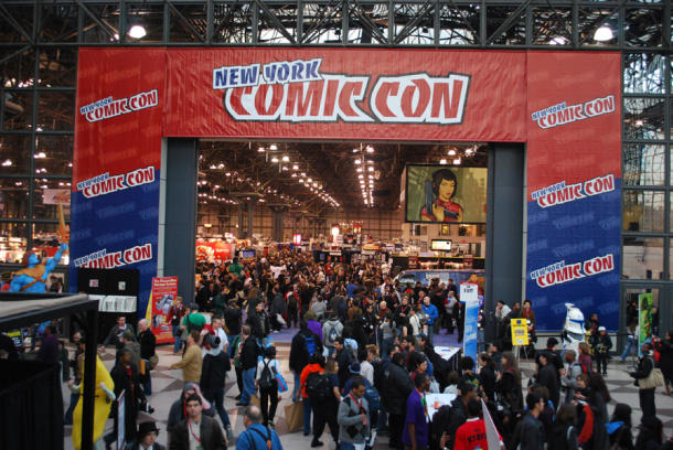 Comic Book Bears Podcast Issue 30 - Straight Bears Invade NYCC