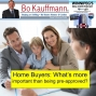 Artwork for Home Buyers: What's more important than being pre-approved?