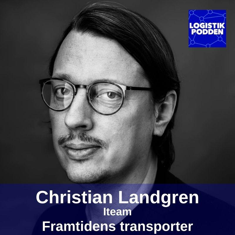 Christian Landgren om framtidens transporter