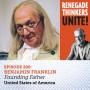 Artwork for 200: The Original Renegade Marketer: Dr. Benjamin Franklin