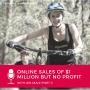 Artwork for Sales Online Were $1 Million But Zero Profit Left Over with Jen Geale
