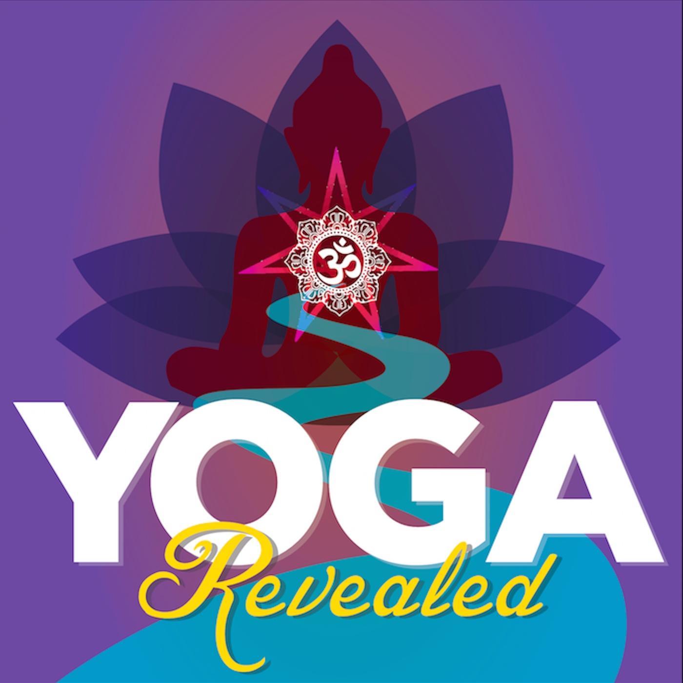 Yoga Revealed Podcast show art