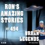 Artwork for RAS #494 - Urban Legends