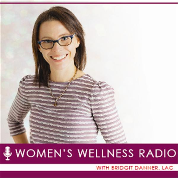 Women's Wellness Radio show art