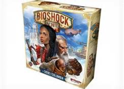 D6G Ep 129: Rivet Wars Interview & Bioshock: Infinite Board Game Review