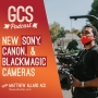 Artwork for New Sony, Canon, and Blackmagic Cameras (with Matthew Allard ACS) GCS232