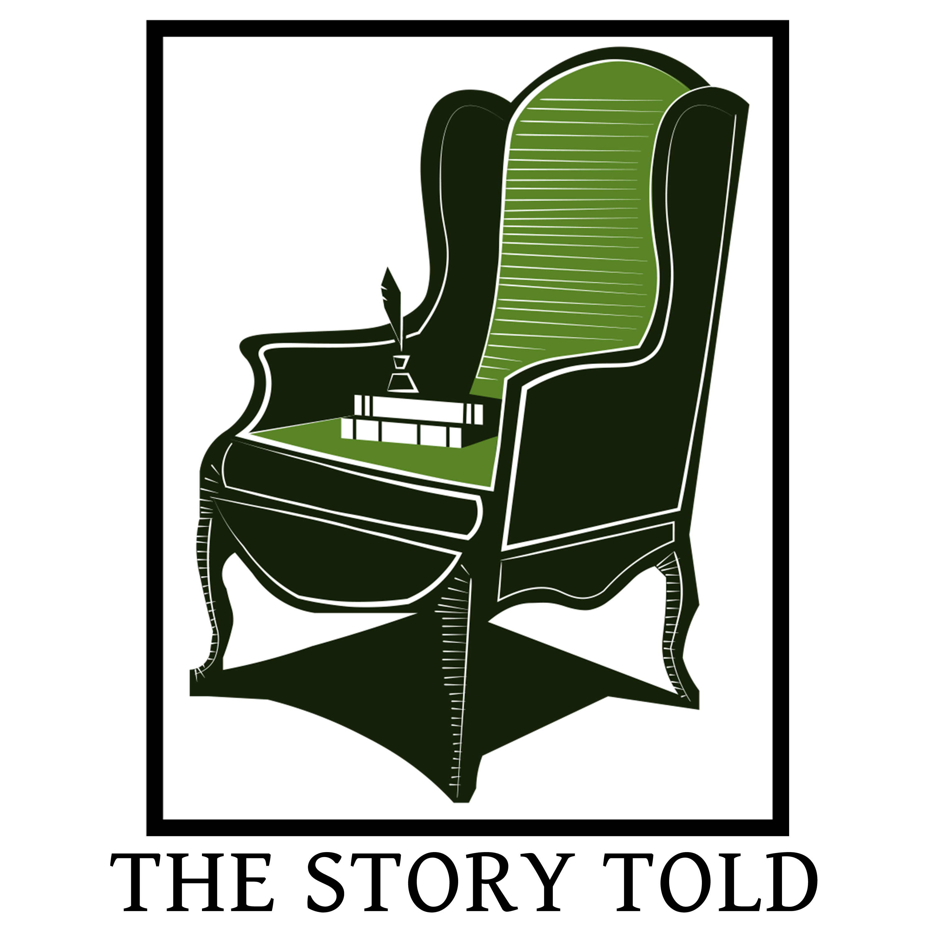 The Story Told RPG Podcast show art