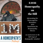 Artwork for E046: Homeopathy on the Hill