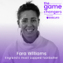 Artwork for Fara Williams: Extraordinary success in the face of adversity