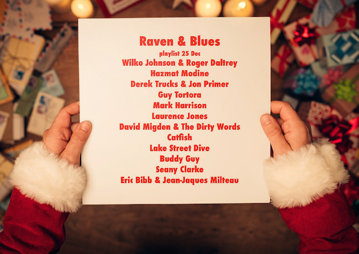 Raven and Blues 25 Dec 2015