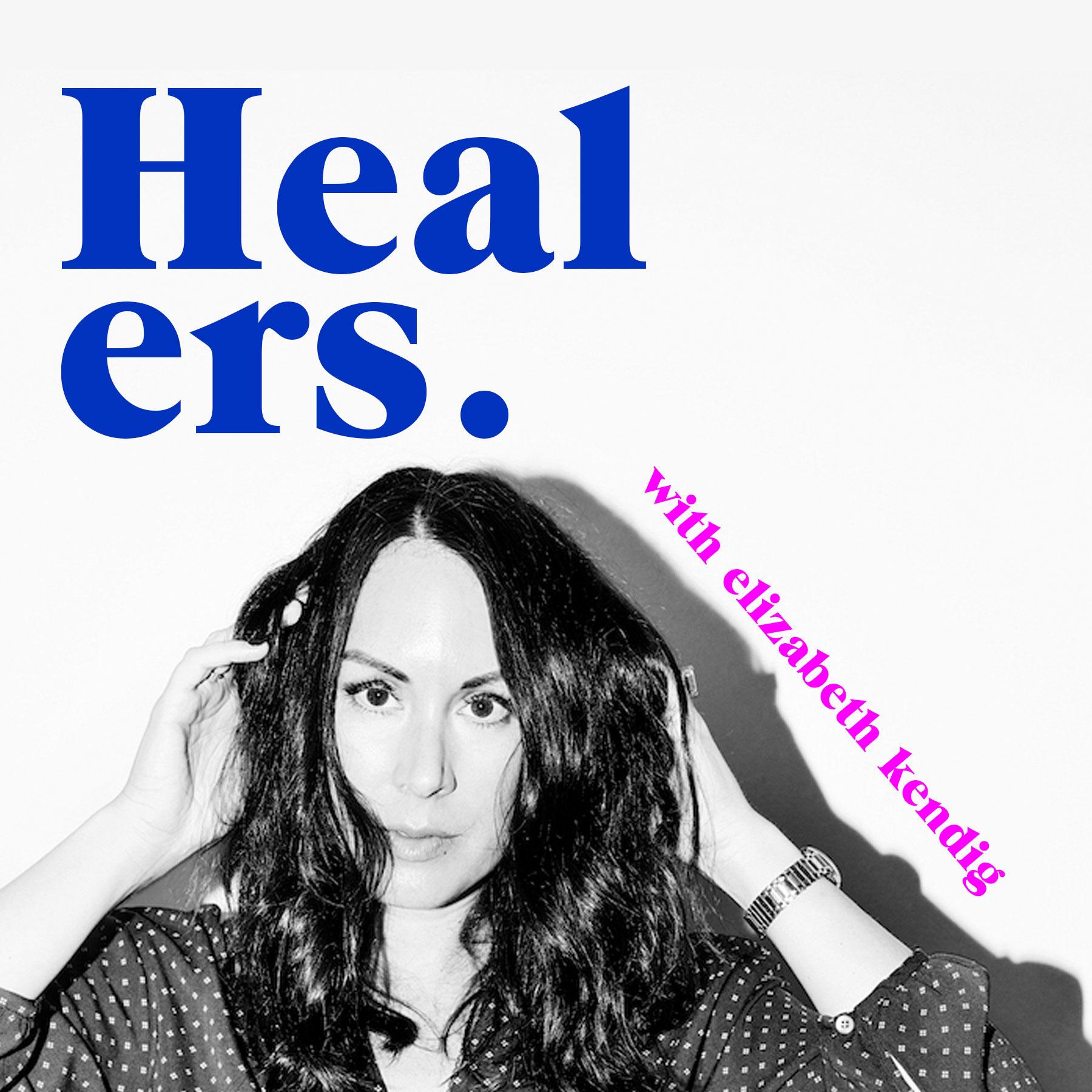 Healers show art
