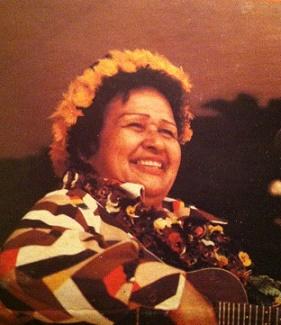 "Aunty Genoa – ""Woodstock"" Hawaiian Style"