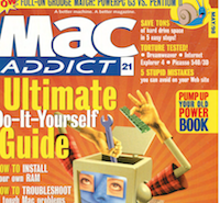 Artwork for RMC Episode 467: MacAddict May 1998