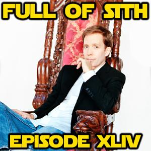 Episode XLIV: James Arnold Taylor