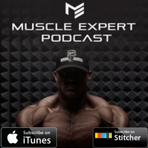 Muscle Expert Podcast | Ben Pakulski Interviews | How to Build Muscle & Dominate Life show art