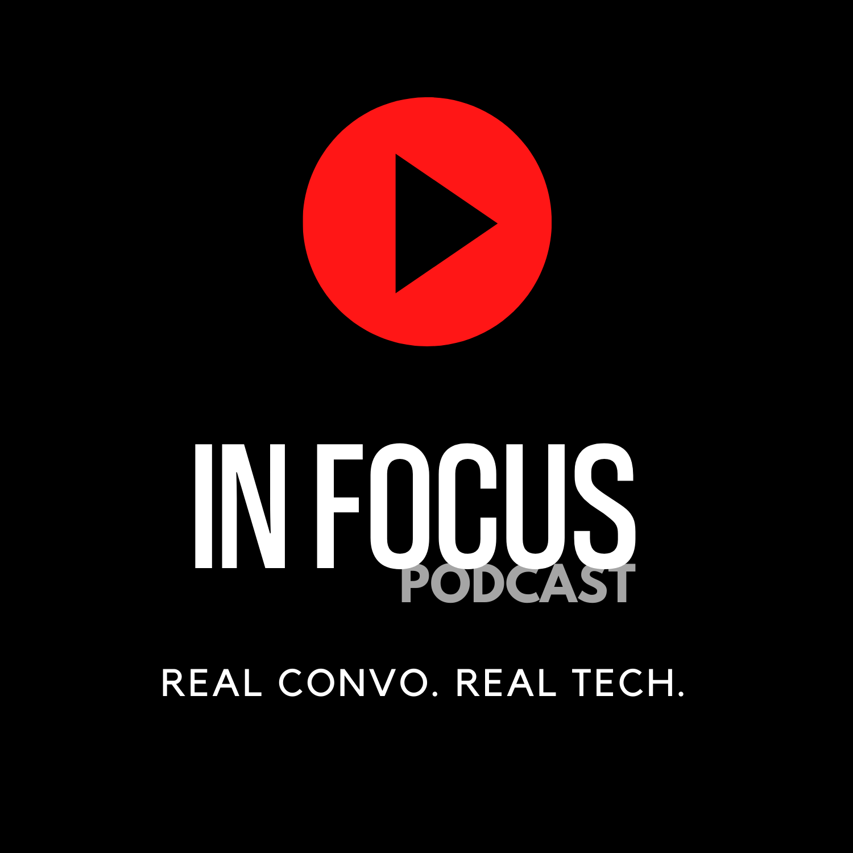 In Focus Expert Podcast Series show art