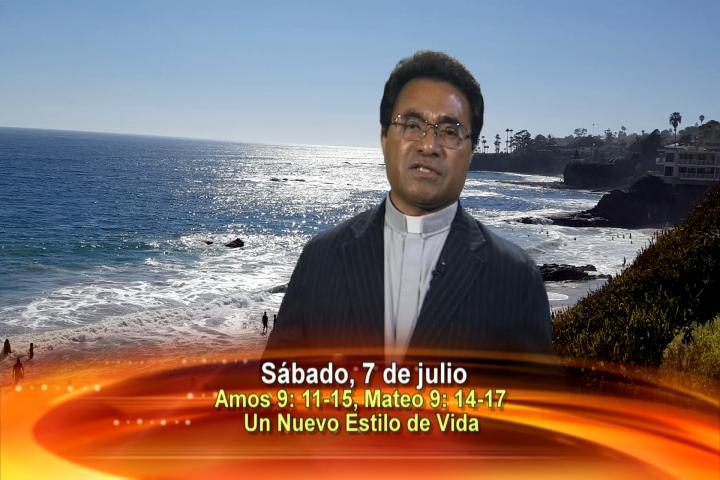 Artwork for Dios te Habla con Fr. Beni Leu, SVD; Tema el hoy:  Escucharé las palabras del Señor.