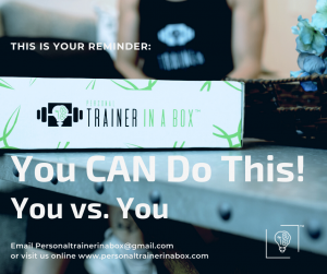 Personal Trainer In A Box