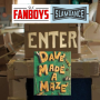 Artwork for Interview with 'Dave Made a Maze' director Bill Watterson