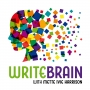 Artwork for Write Brain 54 Leaning Into a Thin Skin