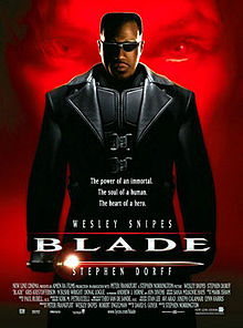 #86; Blade (Marvel Arc)