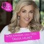Artwork for ENCORE EPISODE - Miss Kansas USA 1993 Tavia Hunt - Being a Pageant Mom, Super Bowl Winning Wife of an NFL Team Owner and What Changes She Would Like to See For Miss USA