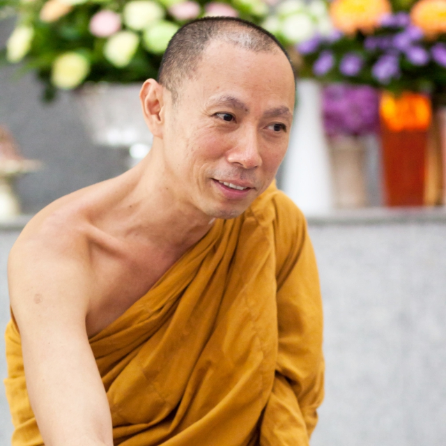Suffering and the End of Suffering - Phra Ajahn Somchai (ensci160310)