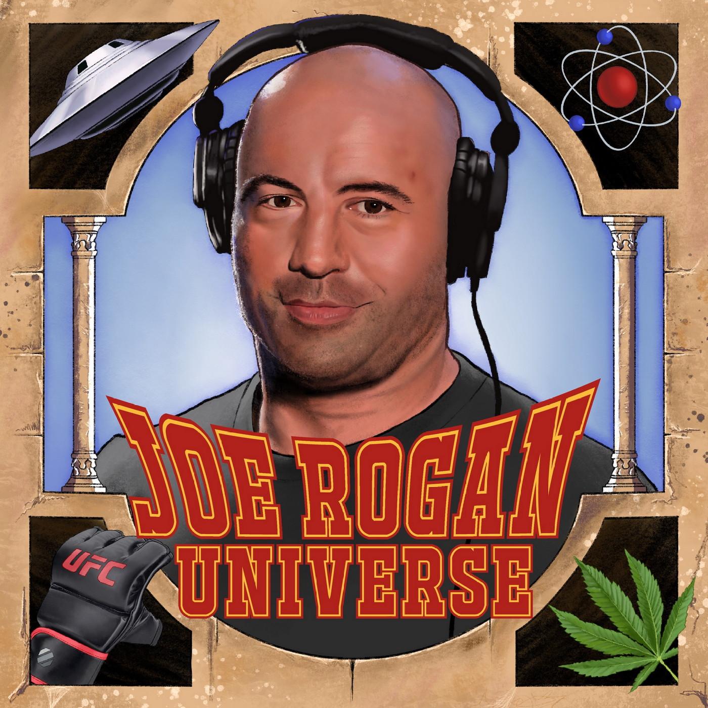 Joe Rogan Experience Review podcast podcast