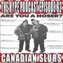 Artwork for The Hype Podcast Episode 82: Canadian Slurs