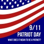 Artwork for SOTG 883 - 9/11 Patriot Day; What Does it Mean to be a Patriot?