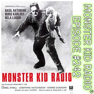 Monster Kid Radio #242 - Donnie Dunagan & Halloween 2015 Debrief