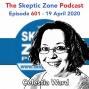 Artwork for The Skeptic Zone #601 - 19.April.2020